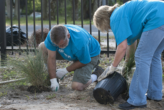 JAXPORT teams lead efforts to preserve the region's natural environment