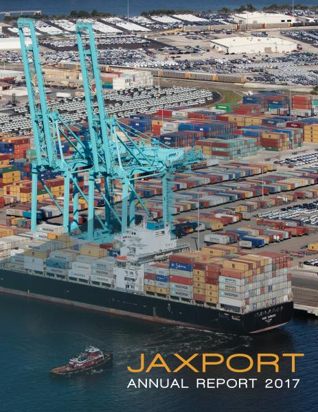 ​JAXPORT Annual Report