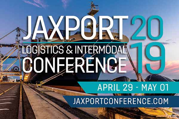 2019 JAXPORT Logistics & Intermodal Conference