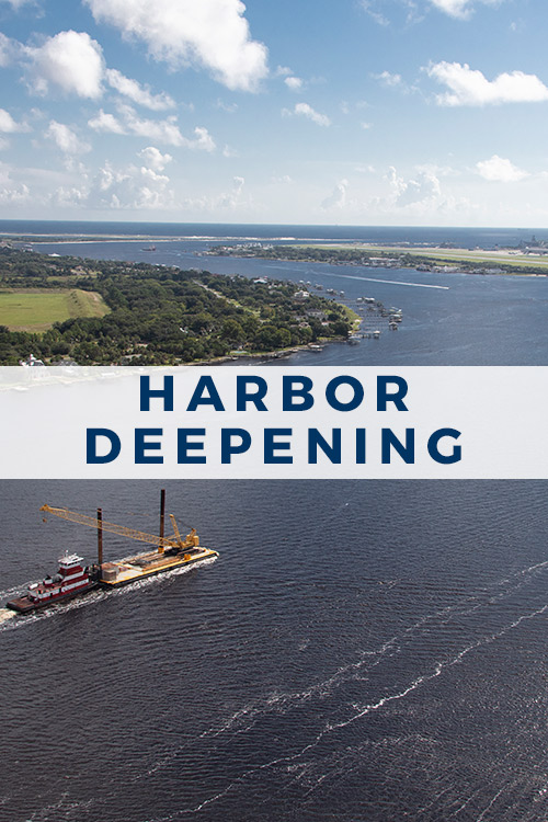 Harbor Deepening