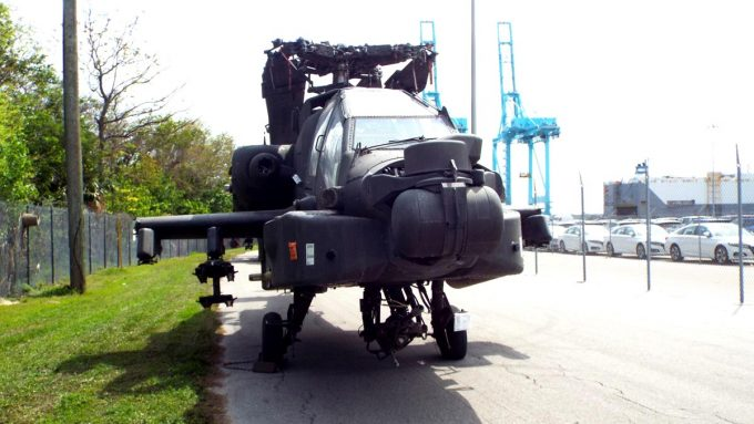 Helicopters military cargo