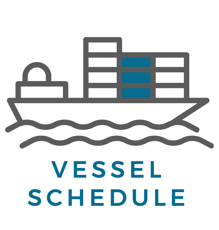 Vessel Schedule icon