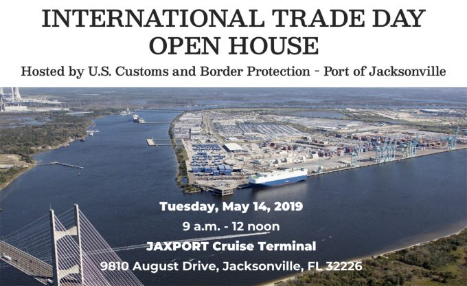 US CBP International Trade Day 2019