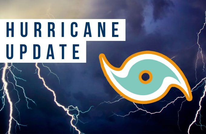 Hurricane Dorian port updates