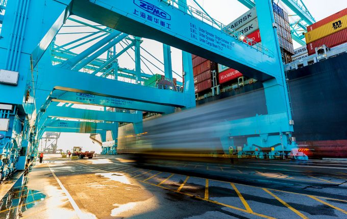 JAXPORT delivers for ecommerce logistics