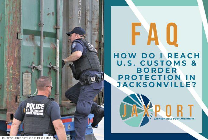 US CBP FAQ
