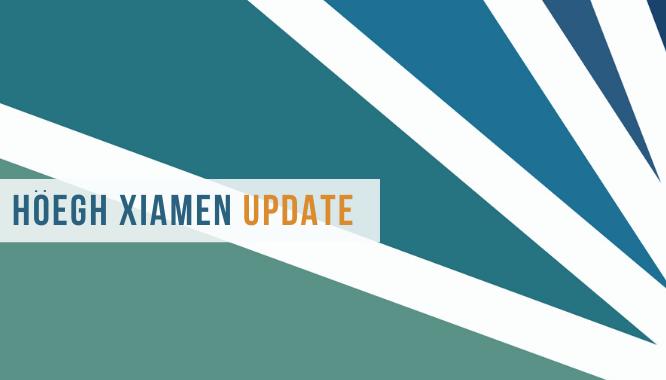 Höegh Xiamen Update