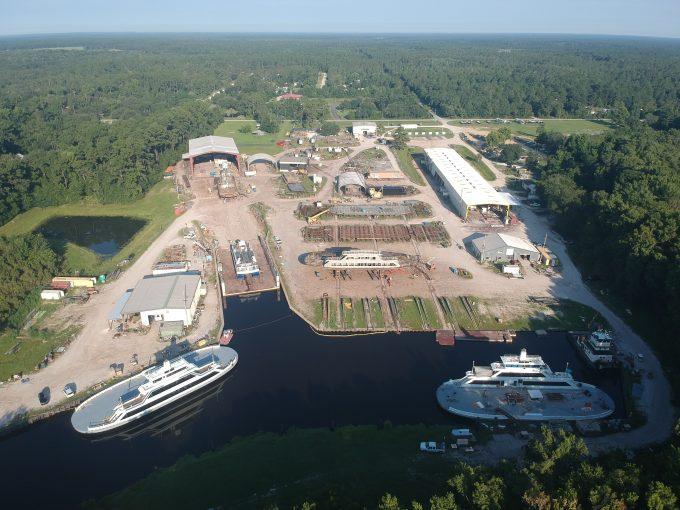 shipbuilding in Jacksonville FL