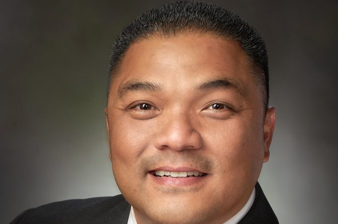JAXPORT's Chief Operating Officer Fred Wong's headshot