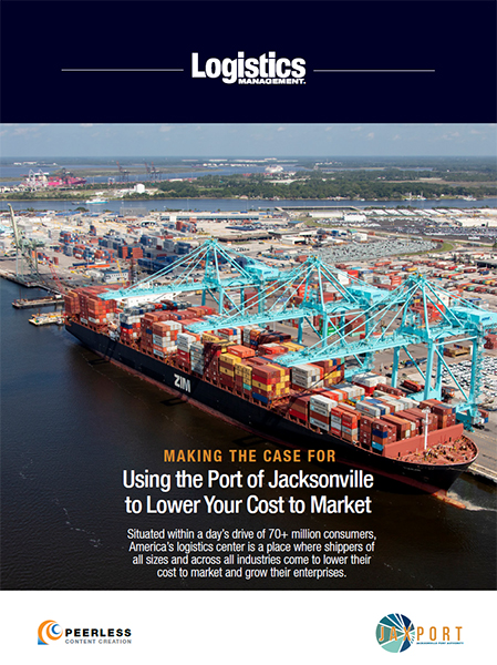 Using the Port of Jacksonville