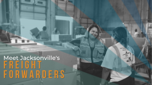 Meet Jacksonville's Freight Forwarders