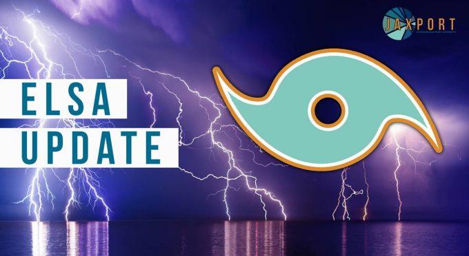 Elsa storm graphic