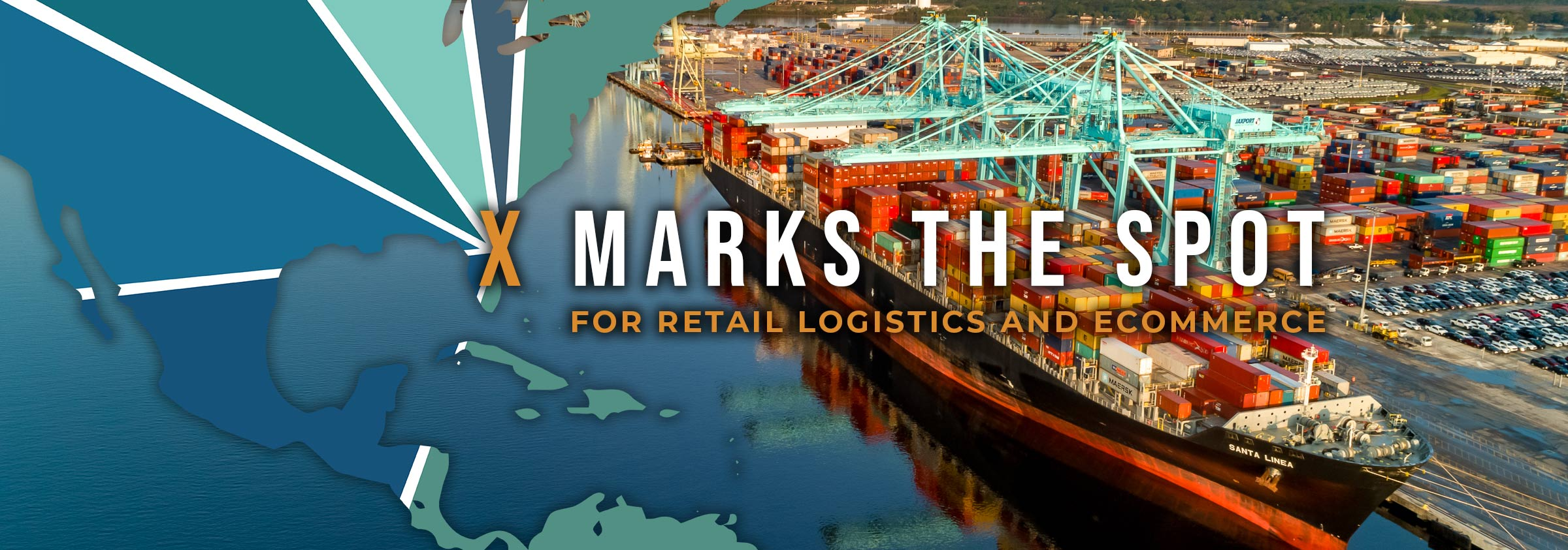 X Marks the Spot for Retail Logistics and Ecommerce