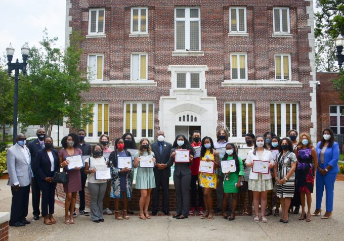 ILA 1408 Scholarship Ceremony