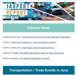 JAXPORT Report