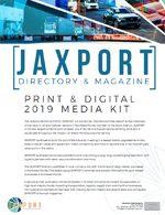 JAXPORT publications media kit 2019